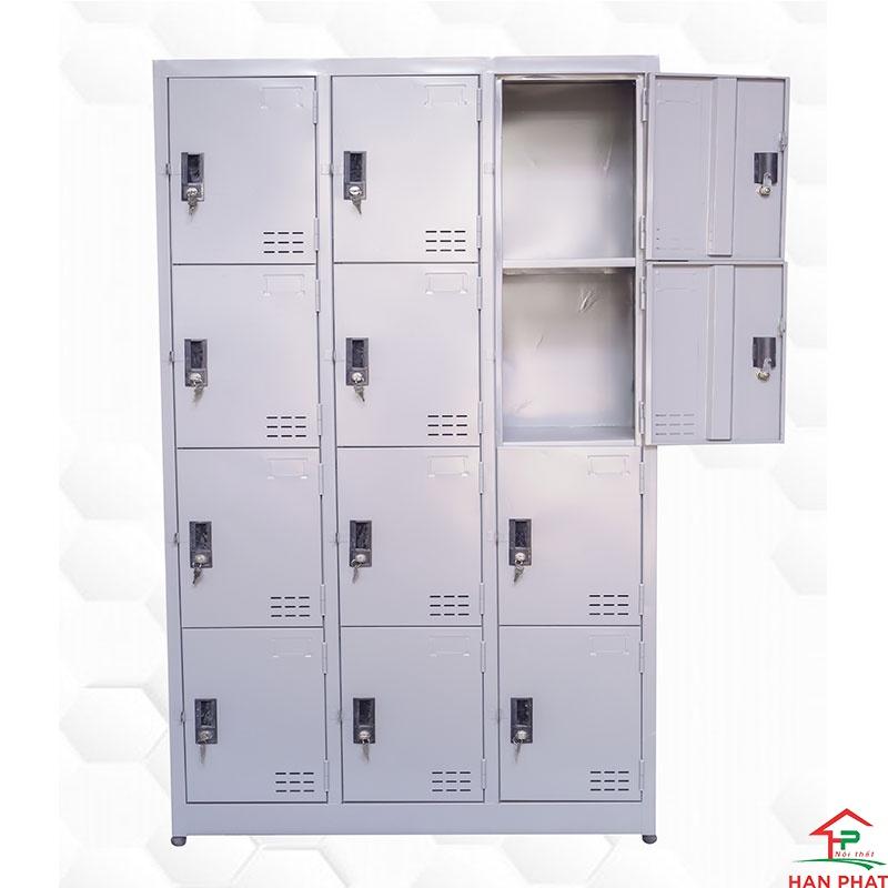 Tủ locker 12 cánh