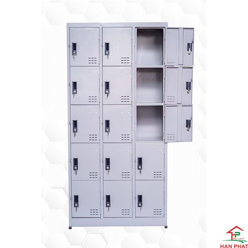 Tủ locker 15 ngăn